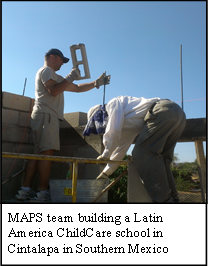 maps team building a lacc schoolincintalapainsouthernmex